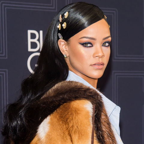 If you want to buck the norm completely, go for a matte, jet-black dye job. It's inherently sleek and looks killer with a sun-kissed glow as told by RiRI. Plus, it's way less maintenance if you've got naturally dark hair.