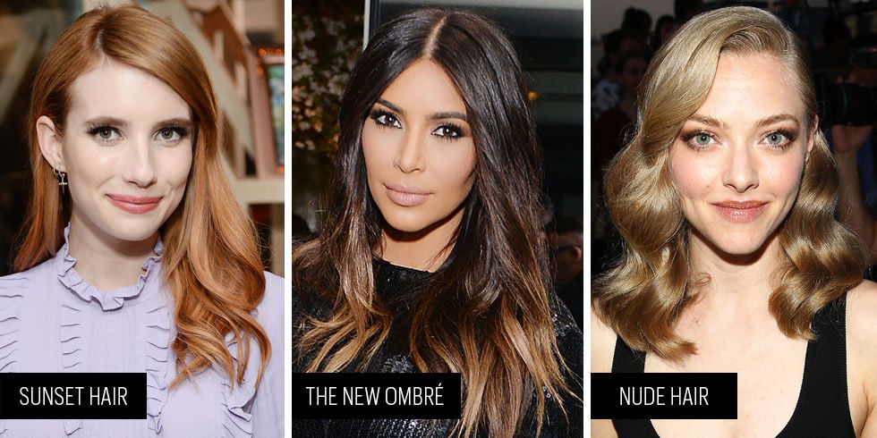 summer hair color trends 2016 best hair colors for
