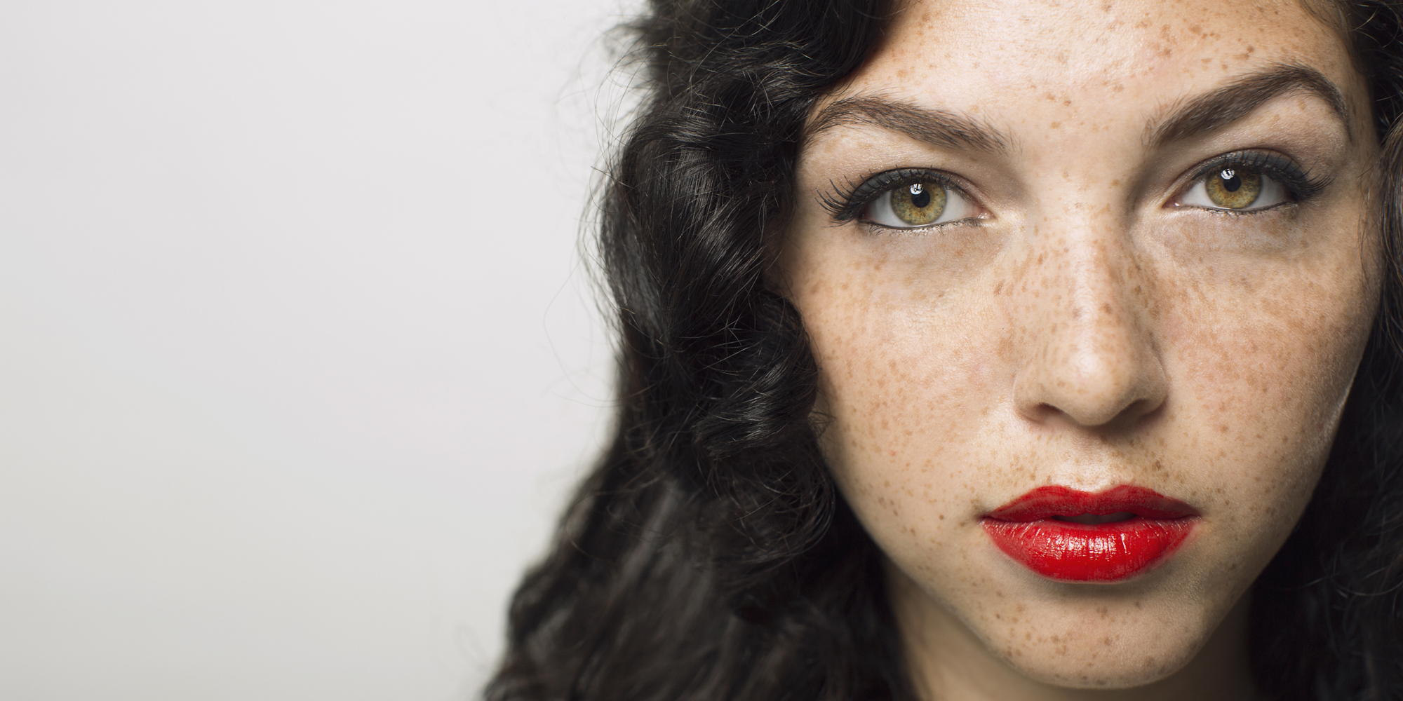 Match Com Ad Calls Freckles Imperfections Outcry Over