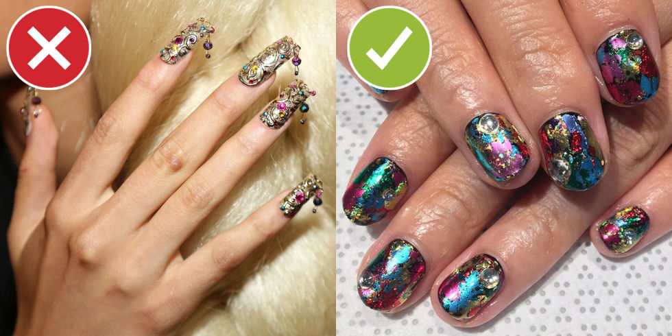 The New Nail Trend | Best Nail Designs 2018