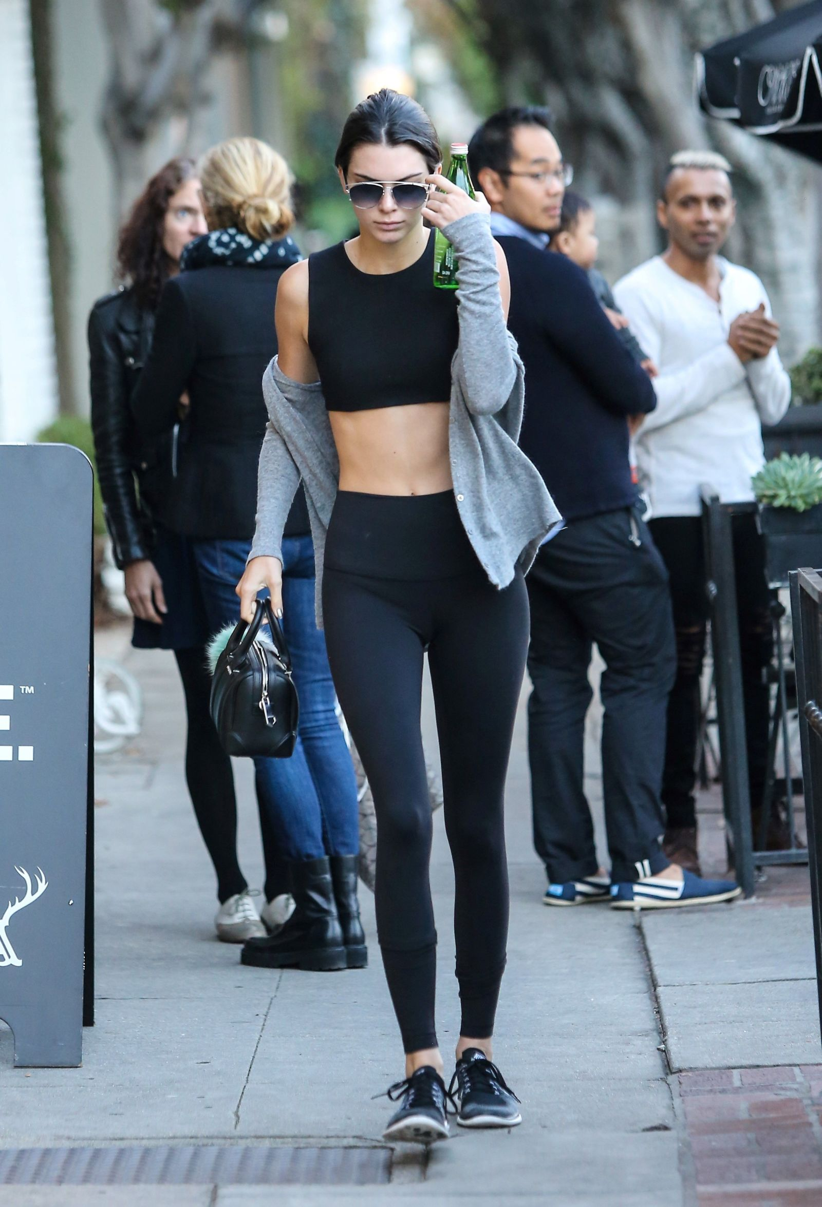 Listen To Kendall Jenner S Workout Playlist