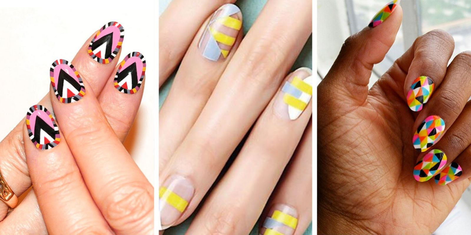 25 summer nail designs creative nail art for summer