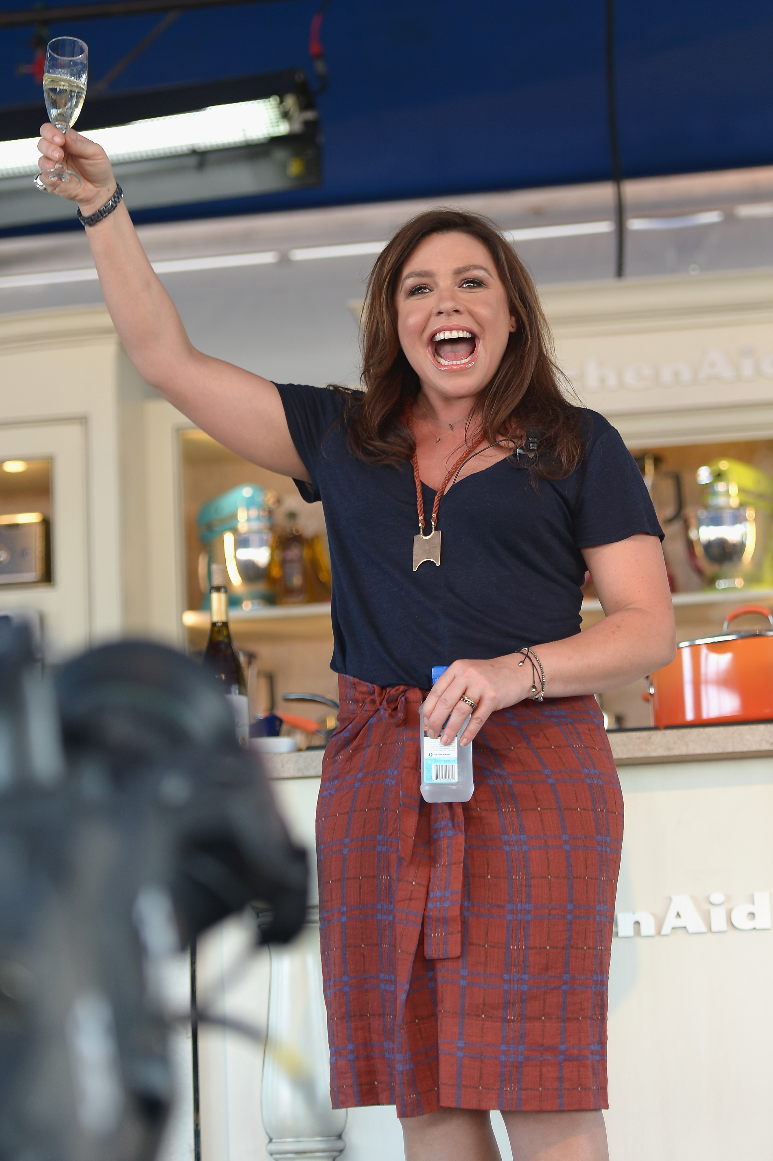 What Gifts Rachael Ray And Rachel Roy Sent To Each Other