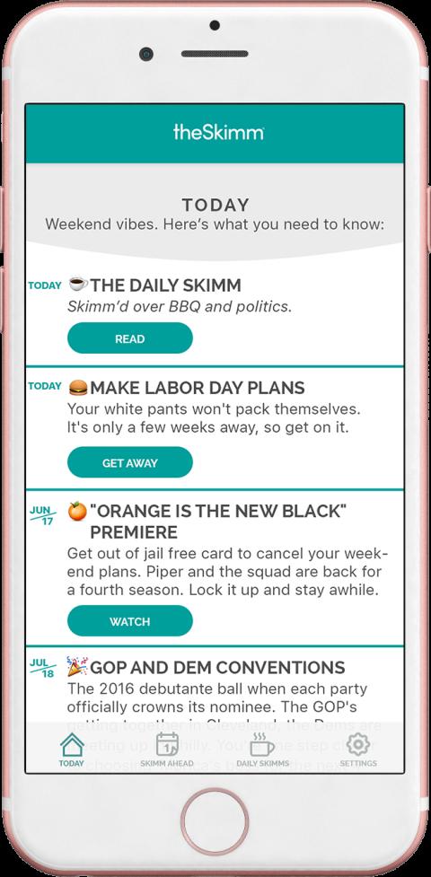 date app on iphone