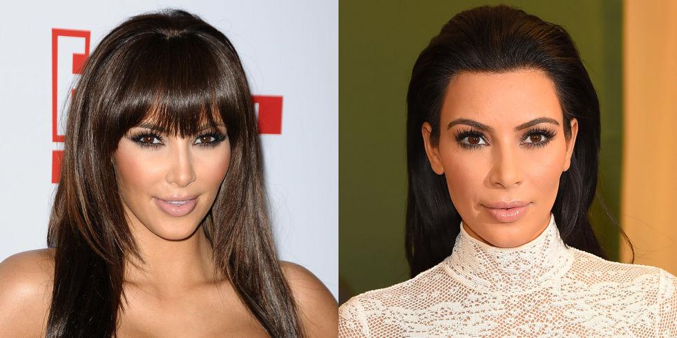 Sensational Celebrities With Bangs Celebrity Bang Hairstyles Short Hairstyles For Black Women Fulllsitofus