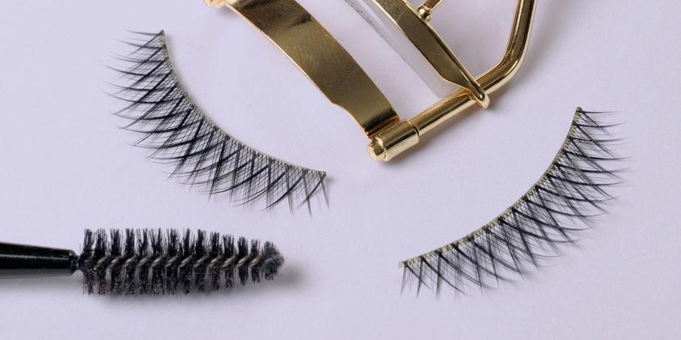 10 Best False Eyelashes and How To Apply Them - Fake Eyelash Brands