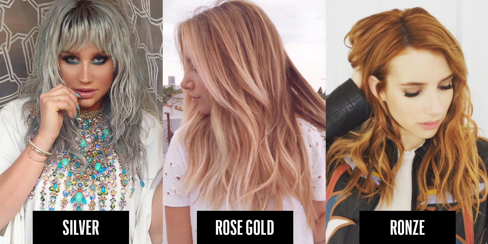 Not Natural Color Hair Trends