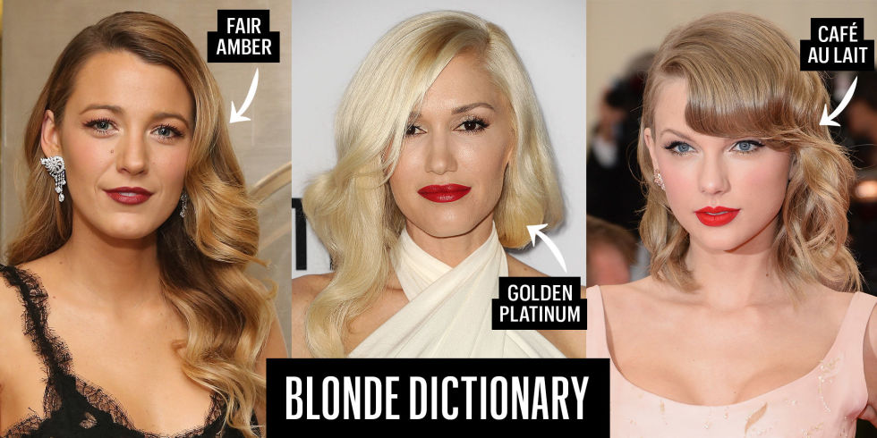 35 Shades of Blonde Hair - The Ultimate Blonde Hair Color Guide