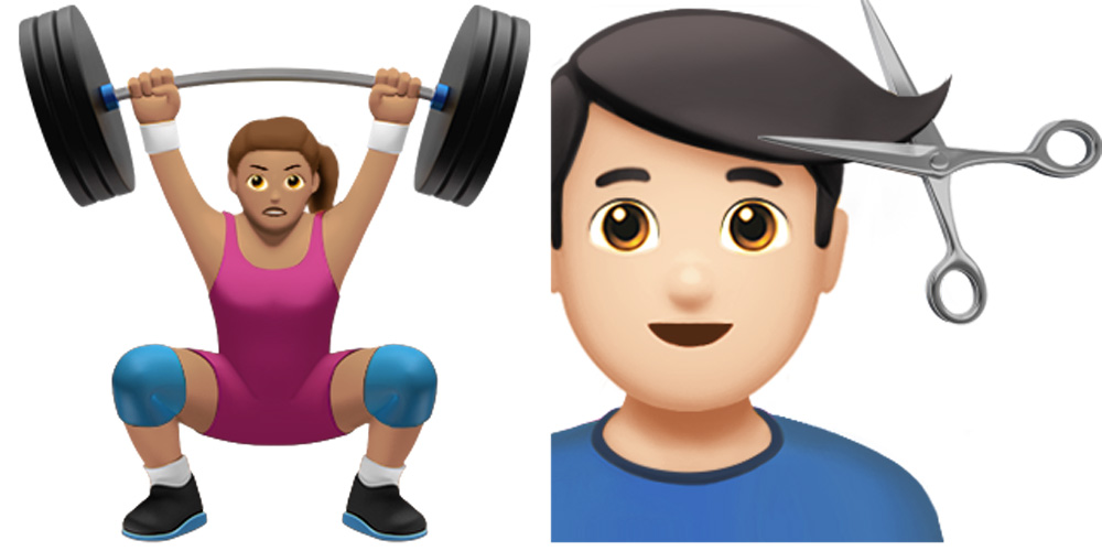 These New Emojis Show Girls Playing Sports And Boys