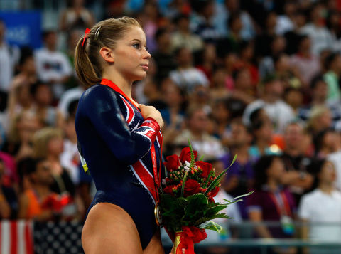 The Evolution Of Olympic Gymnastics Beauty Trends