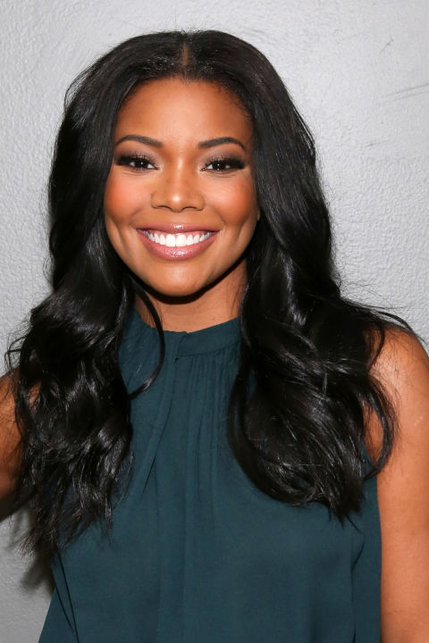 """The secret to Gabrielle Union's fountain of youth is that in her mid-30s, she began drinking a *GALLON* of water a day for glow-y, hydrated skin. Her pro tip? Drink as much as H2O as you can in the morning: """"Try to drink half of it by noon and then just casually drink the other half until 6:00 p.m—after then it gets a little tricky,"""" she told Elle.com."""