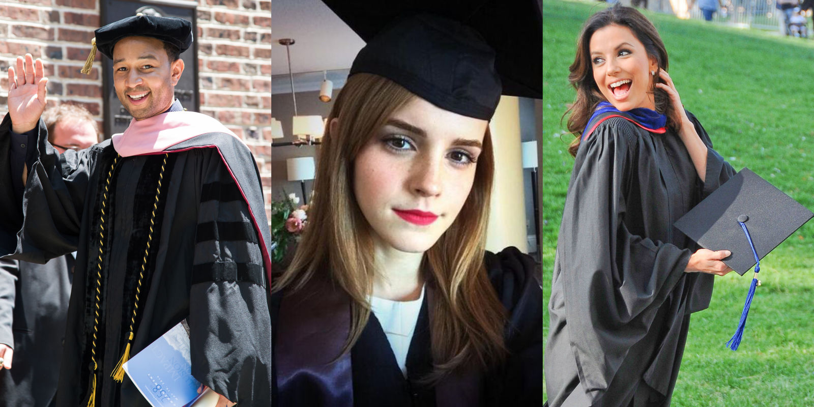 Where Celebrities Went To College Celebrity Alma Maters