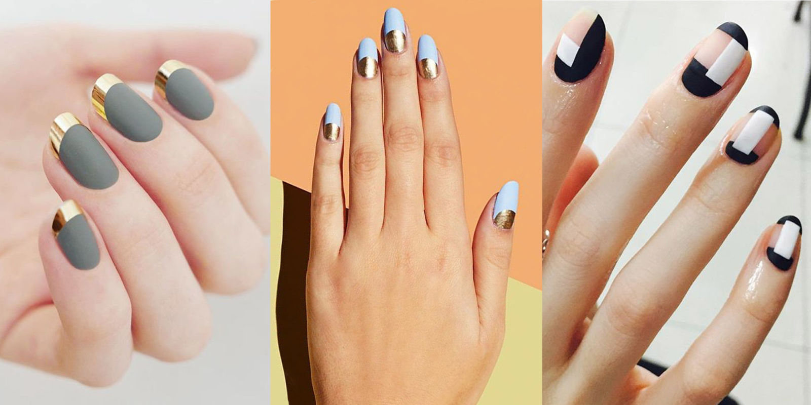 Matte Nail Designs Matte Nail Inspiration From Instagram