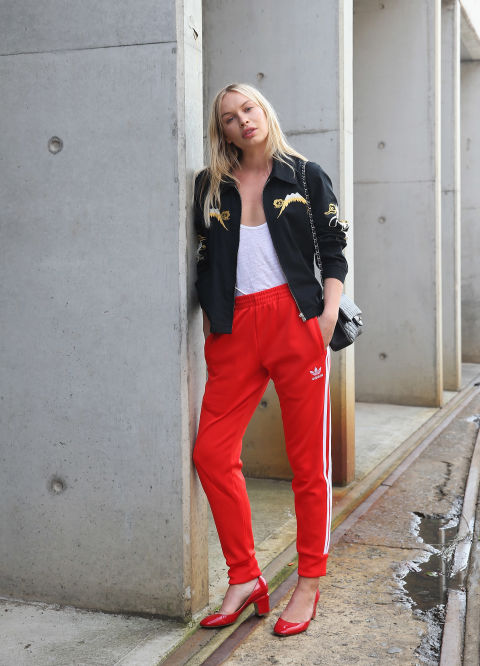 How to Style Adidas Track Suit - Ways to Wear Adidas Outfit Ideas