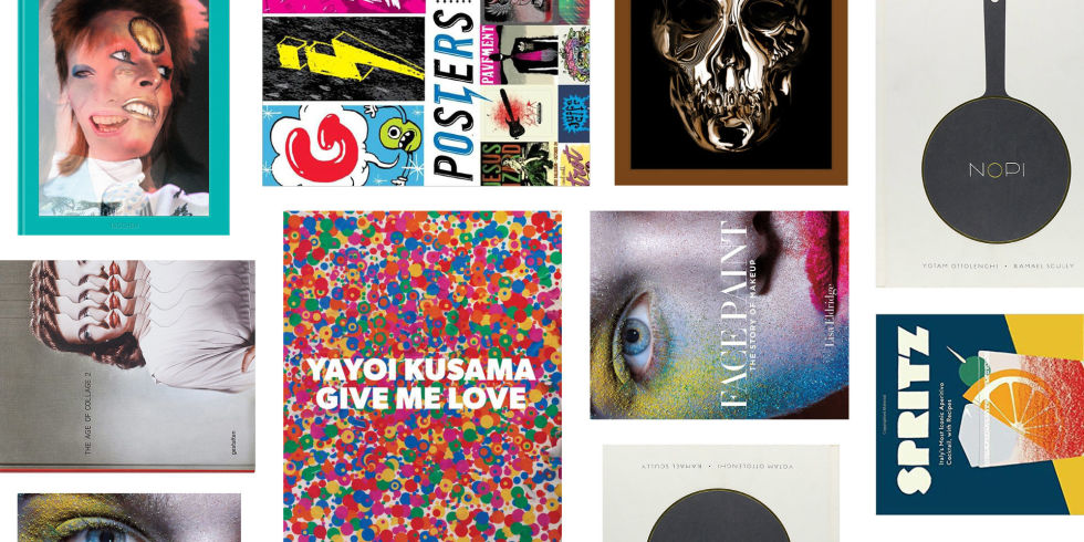 10 unique coffee table books for the home - photo books on art and