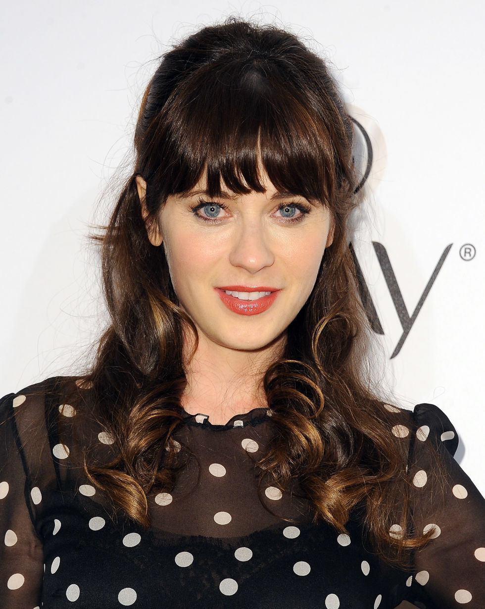 Amazing 35 Long Hairstyles With Bangs Best Celebrity Long Hair With Short Hairstyles Gunalazisus
