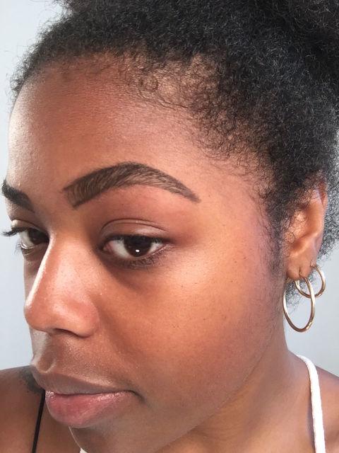 Microblading Eyebrow Tattoos - I Got Semi-Permanent Eyebrow Tattoos