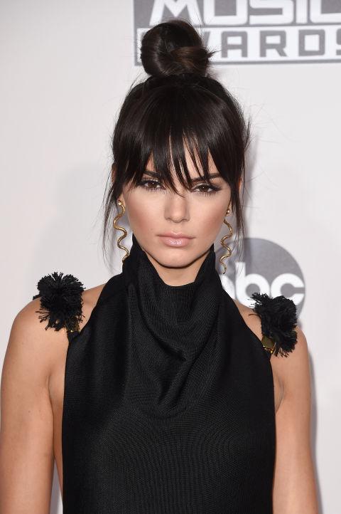 Sensational Best Top Knot Hairstyles Celebrity Top Knots Short Hairstyles Gunalazisus