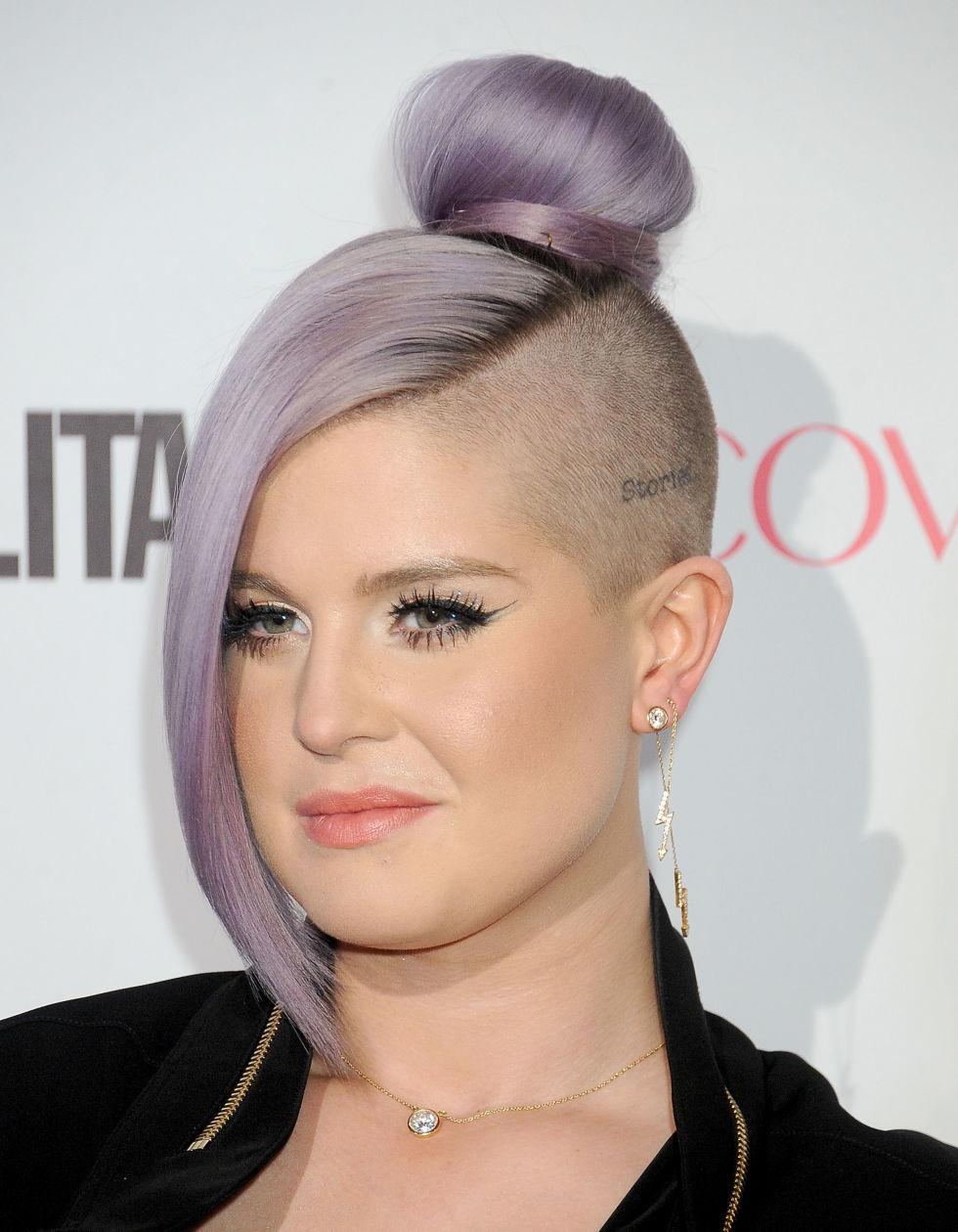 Wondrous Best Top Knot Hairstyles Celebrity Top Knots Short Hairstyles Gunalazisus