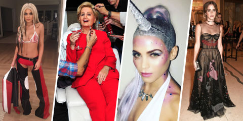 Celebrity. Share. 2016\u0027s Best Celebrity Halloween Costumes Ranked