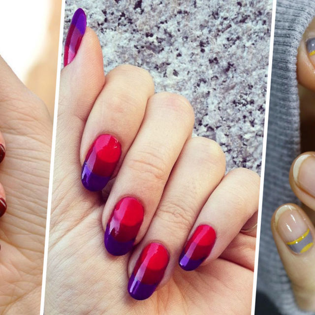 Best Nail Designs 2017 - Nail Polish Colors & Trends - Marie Claire