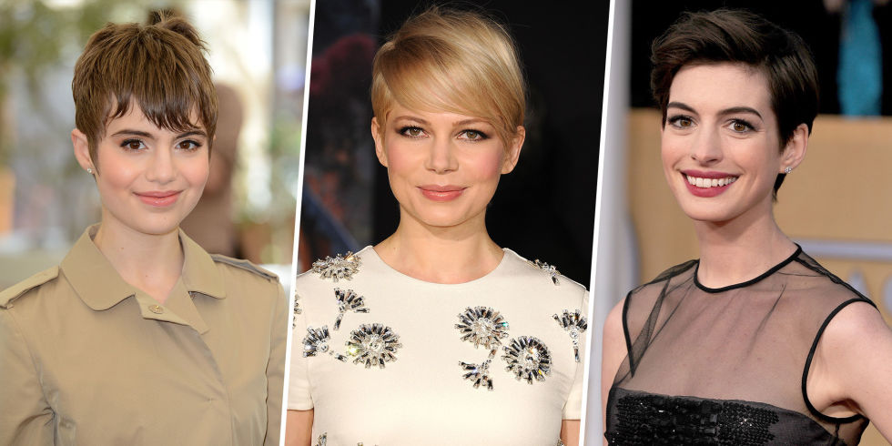 45 Best Pixie Cut Hairstyle Ideas for 2017 - Chic Celebrity Pixie ...