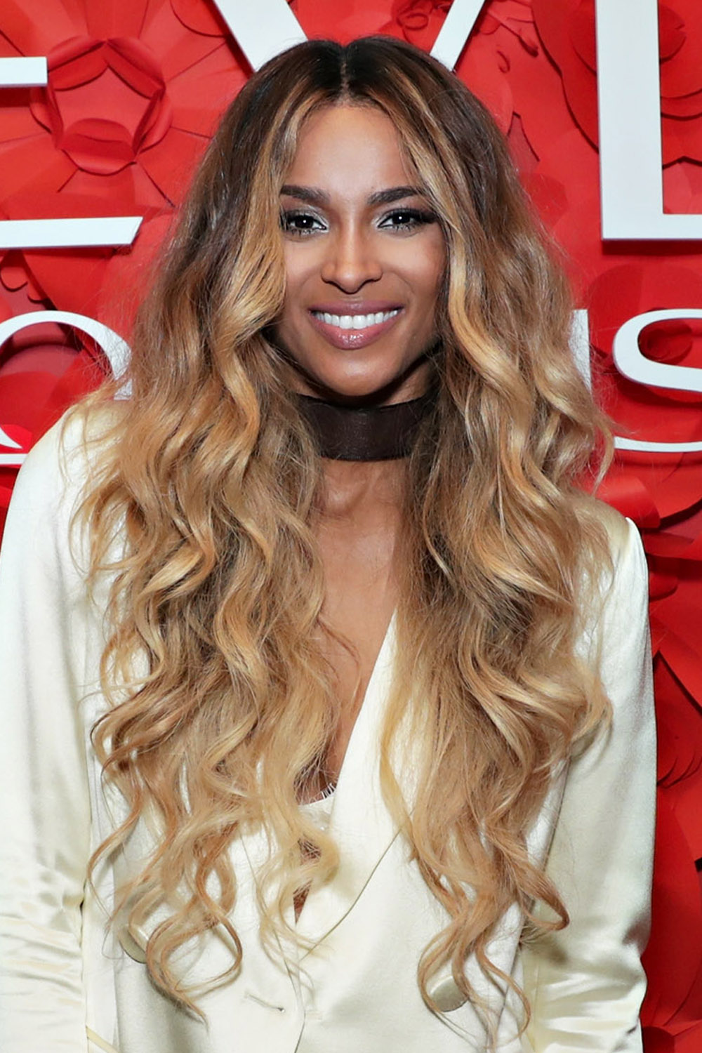 Extra Long Hairstyles Celebrities With Waist Length Hair