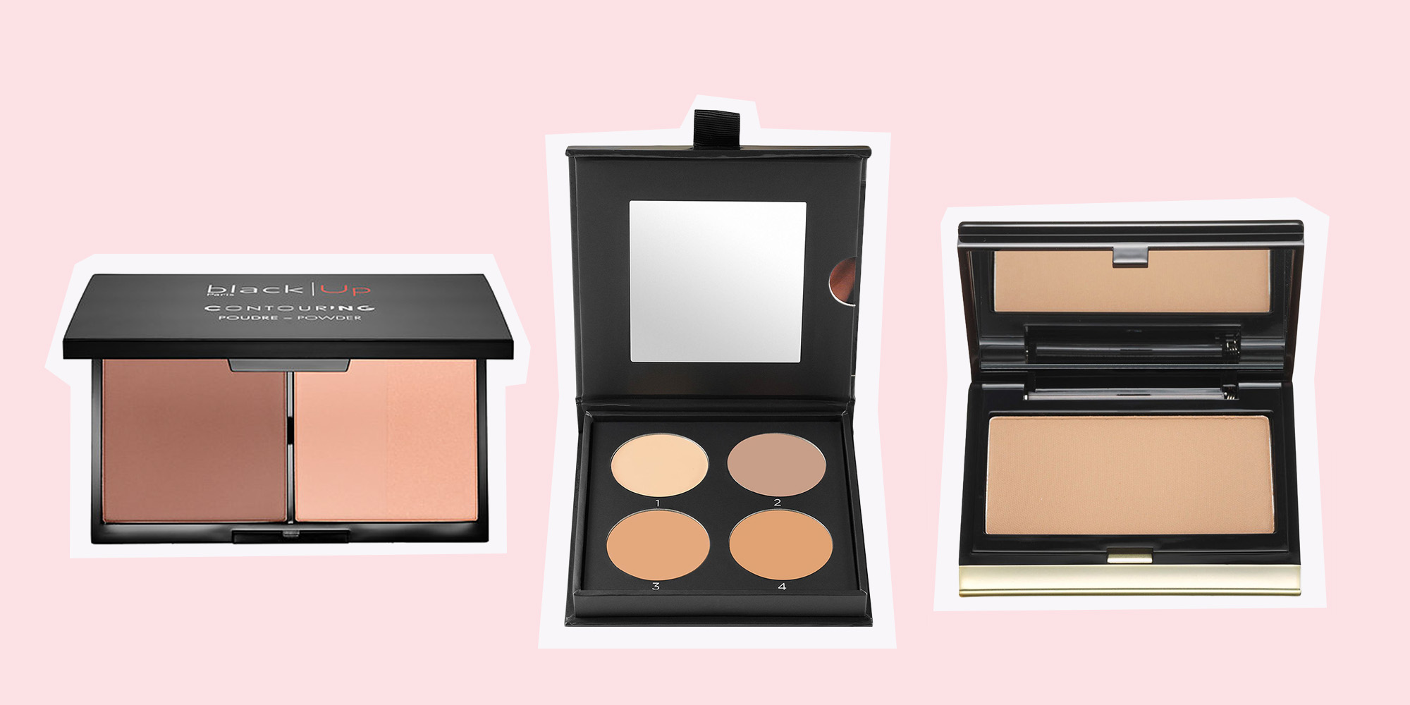Best Contour Makeup Palettes For Every Skin Tone From Fair