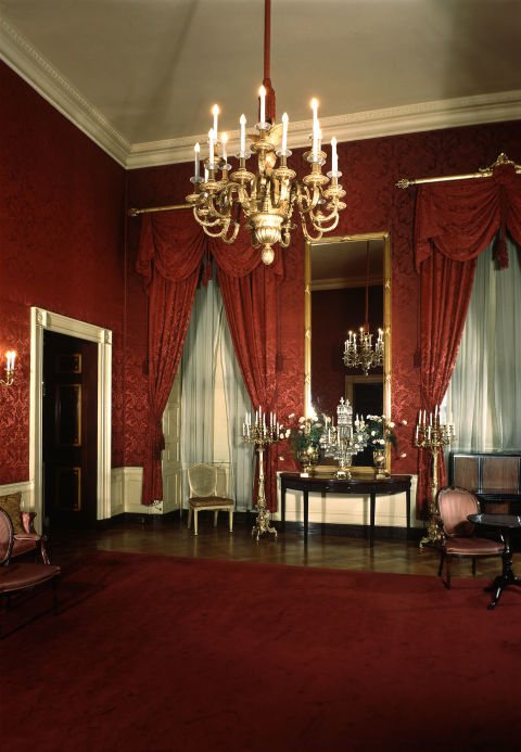 The Red Room 1940