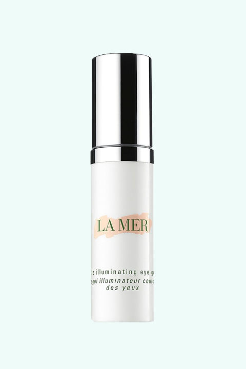 "Infused with La Mer's world famous ""Miracle Broth,"" the brightening eye gel goes on like a dream while delivering moisture and protection against free radicals. If luminosity is your end goal, this is the stuff for you. La Mer The Illuminating Eye Gel, $150; nordstrom.com."