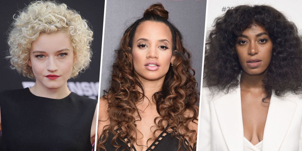 Curly Hairstyle the 7 most popular hairstyles of 2017 46 Photos