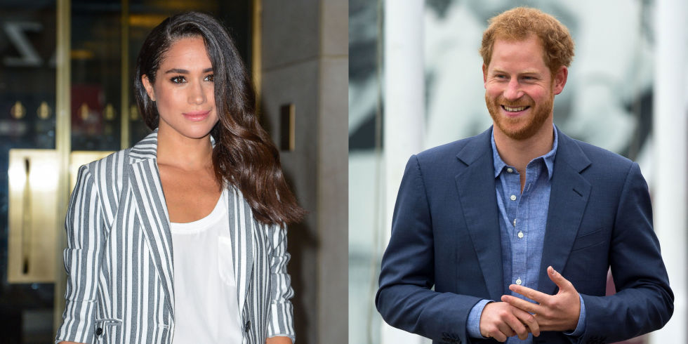 Photos of Prince Harry and Meghan Markle     s London Date   See     Marie Claire They     re so cute it     s worth dusting off          s most over used hashtag