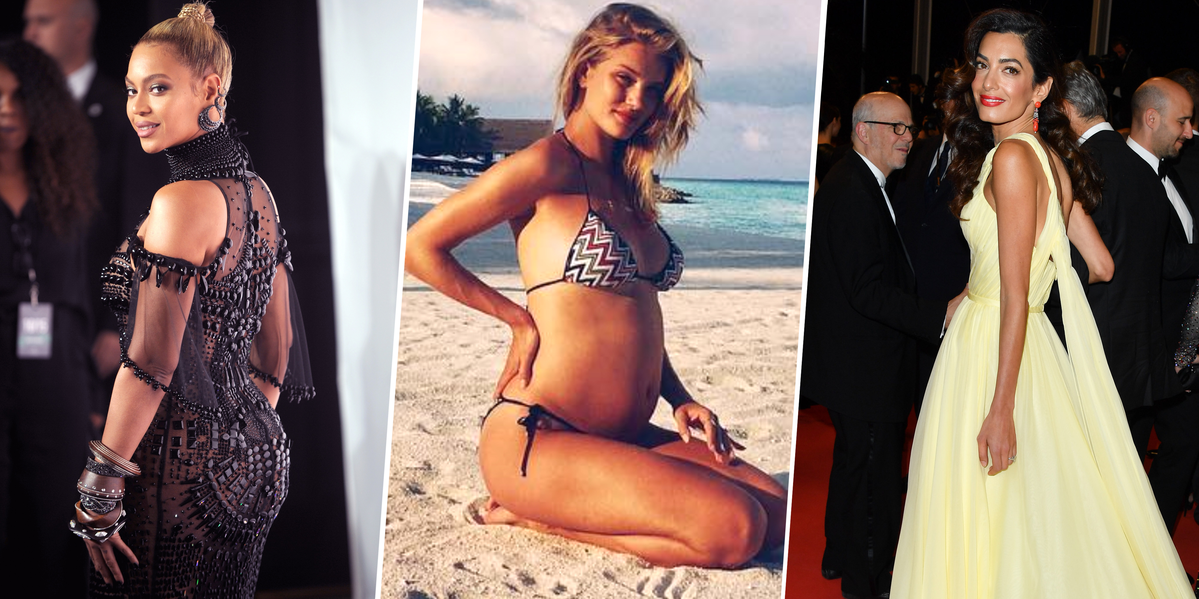 Pregnancy Celebrities 2017 Celebrities Who Are Pregnant