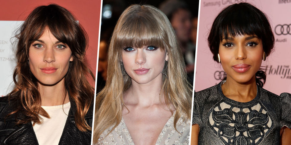 Long Bangs Hairstyles the shag is the it girl hairstyle replacing the lob lob bangsbangs long 36 Photos