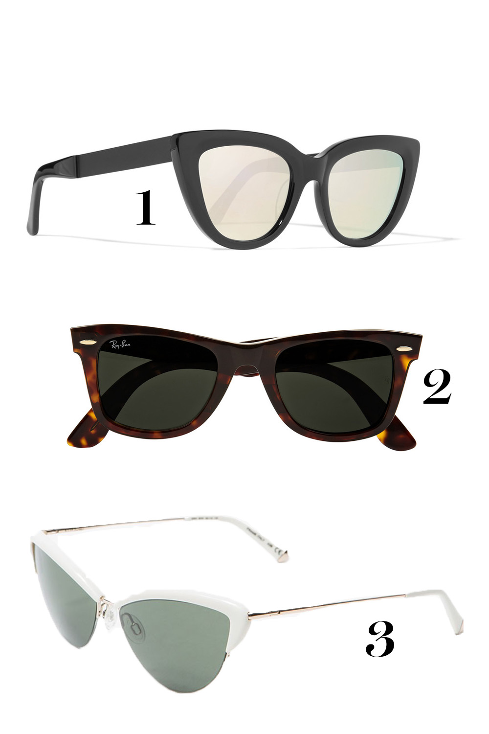 12 Best Sunglasses for Every Face Shape