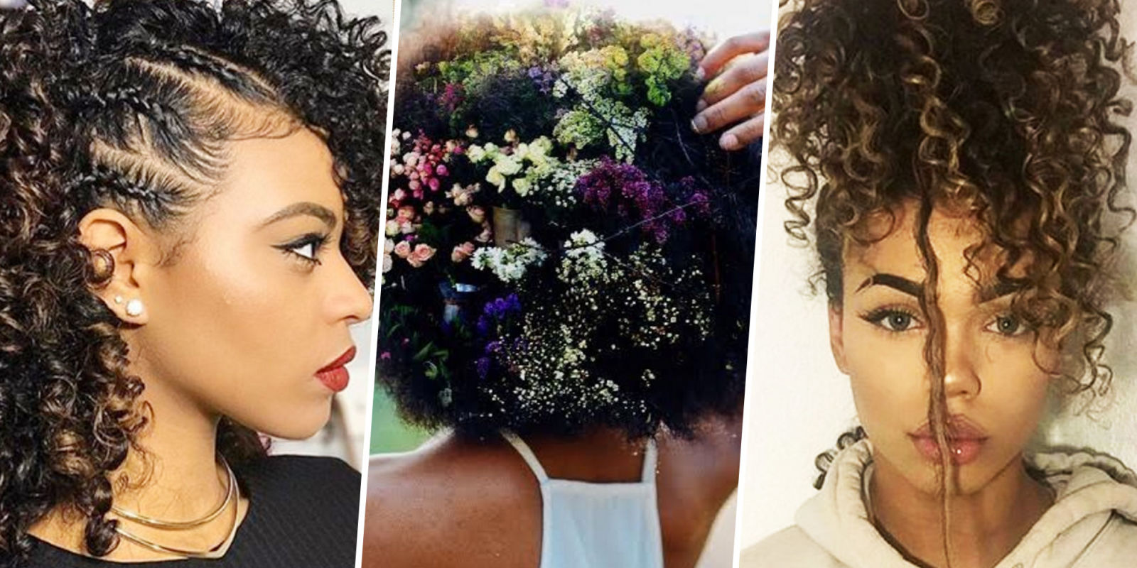 9 Best Natural Hairstyles Of 2017