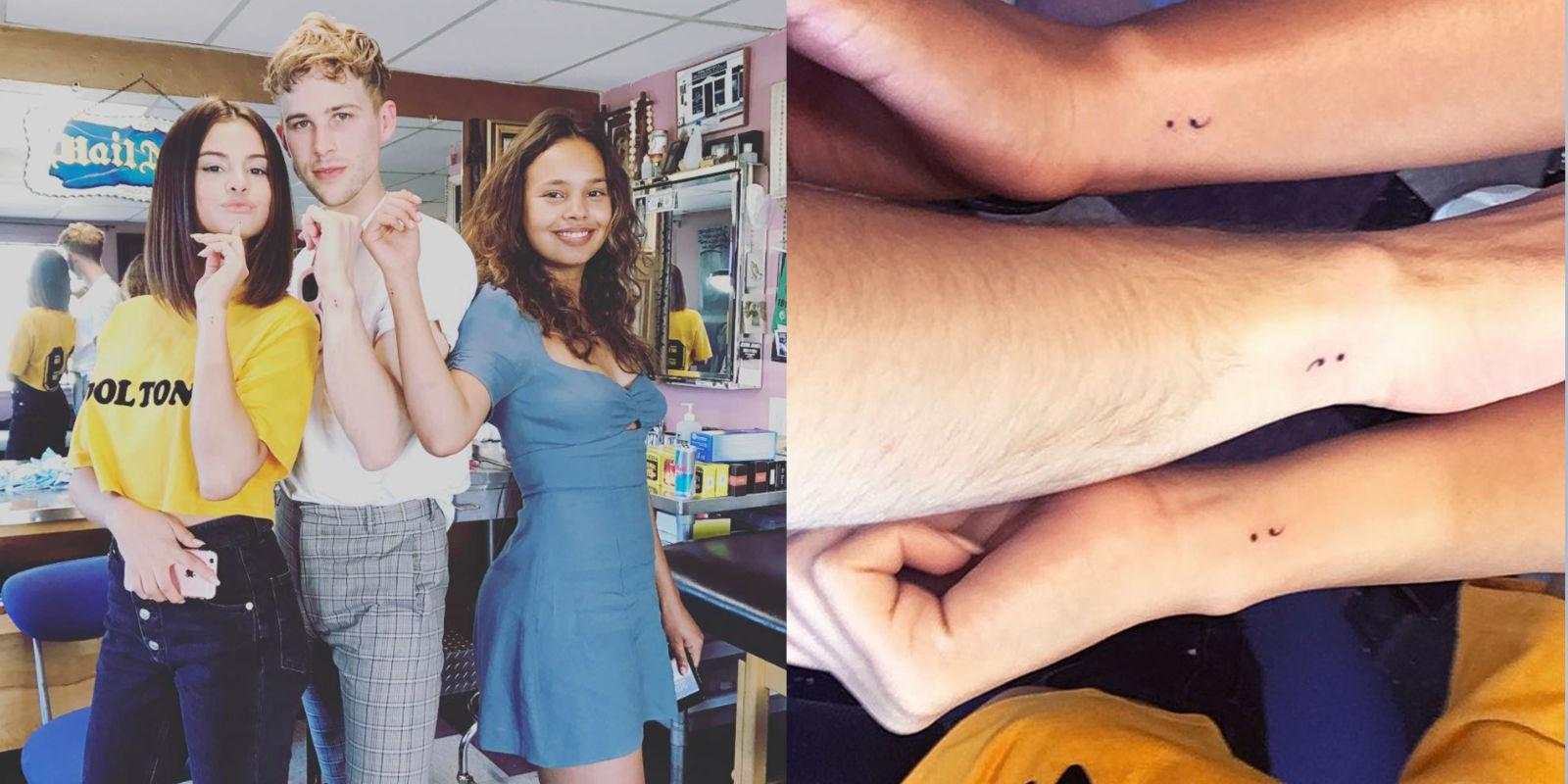 13 reasons why tatouage