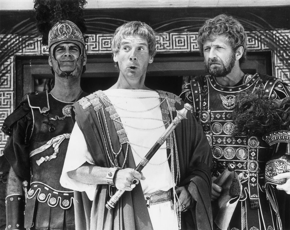 Despite being a group of male comedians, Monty Python has famously portrayed many interesting, compelling women—including in Life of Brian. The film passes the Bechdel Test when Loretta (a transgender character played by Eric Idle) discusses her gender identity with Judith (played by Sue Jones-Davies). Up until this point in the film, the characters refer to Idle's character as 'Stan' and 'Brother,' but they refer to her as 'Loretta' and 'Sister' after this—without making a joke out of it. Pretty progressive for the '70s, no?