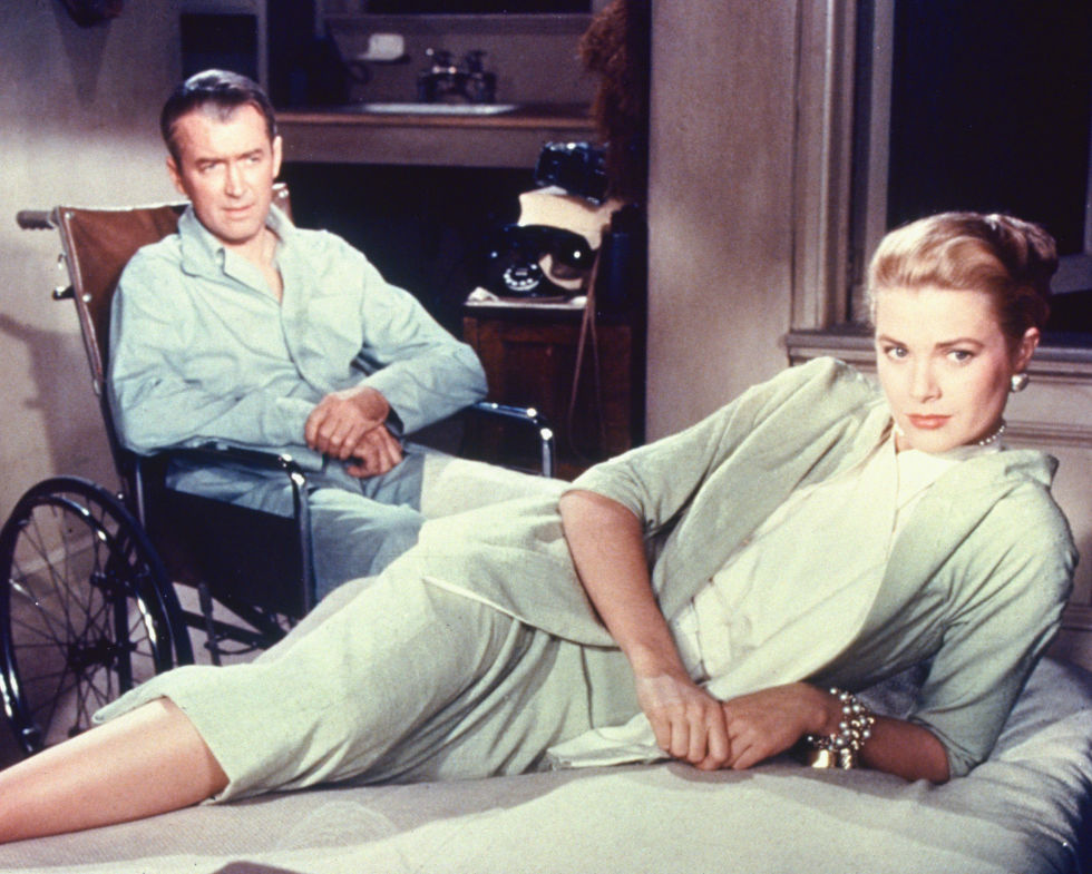 While not all of his films pass the Bechdel Test, Alfred Hitchcock often included strong women in his stories. And sure, Grace Kelly's character mostly talks to nurse Stella about James Stewart—he is playing her boyfriend, after all—but they also talk about other things, giving this film a soft pass.