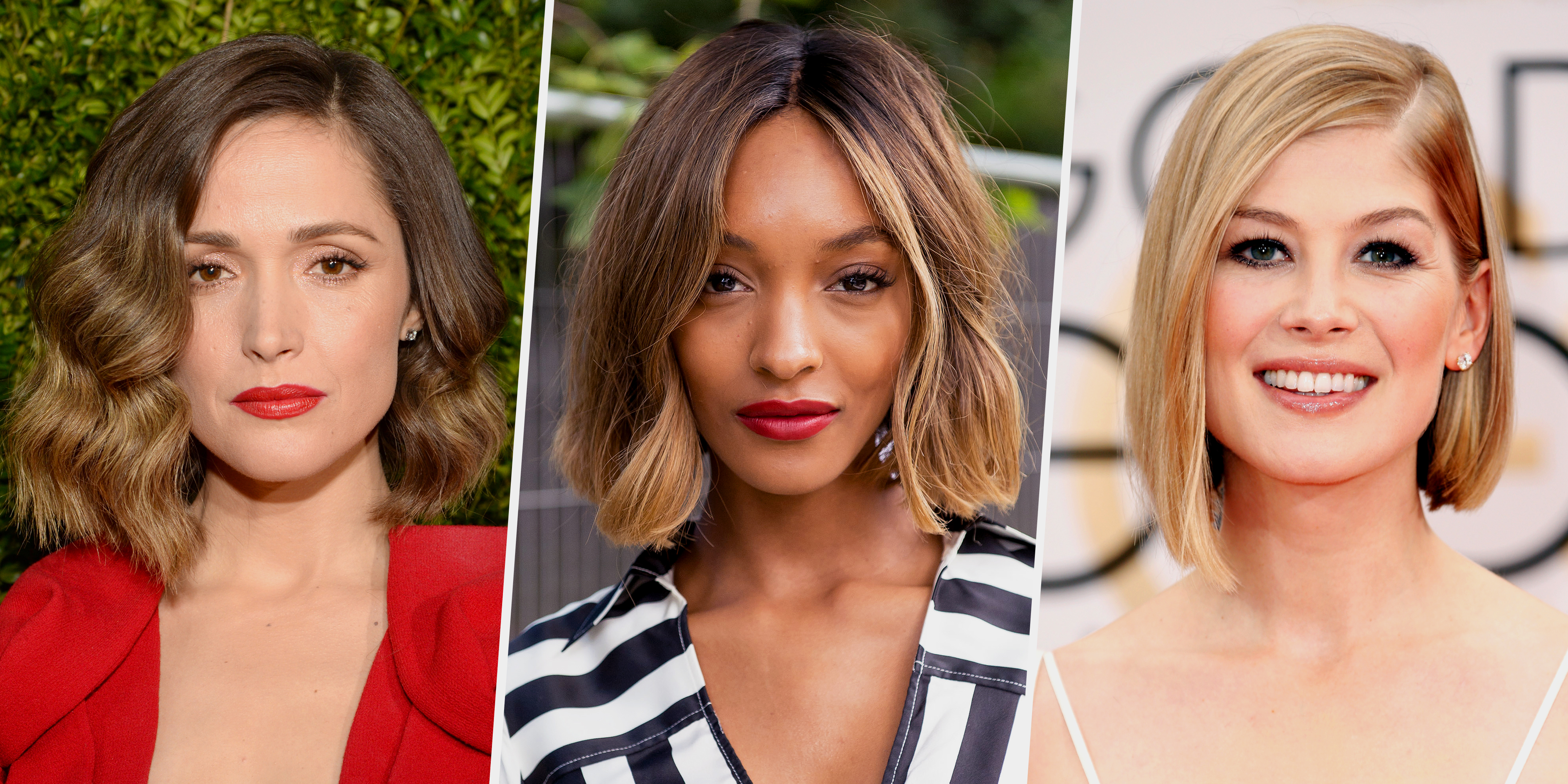 50 Lobs We Love in 2017 - Best Long Bob Haircut and Hairstyle Ideas