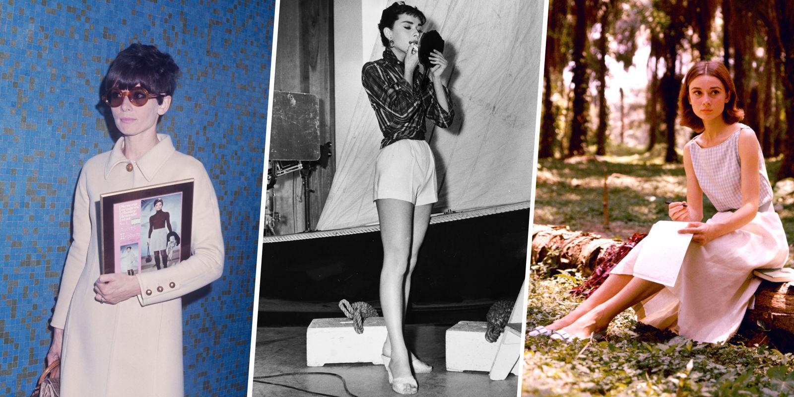 rare photos of audrey hepburn audrey hepburn fashion