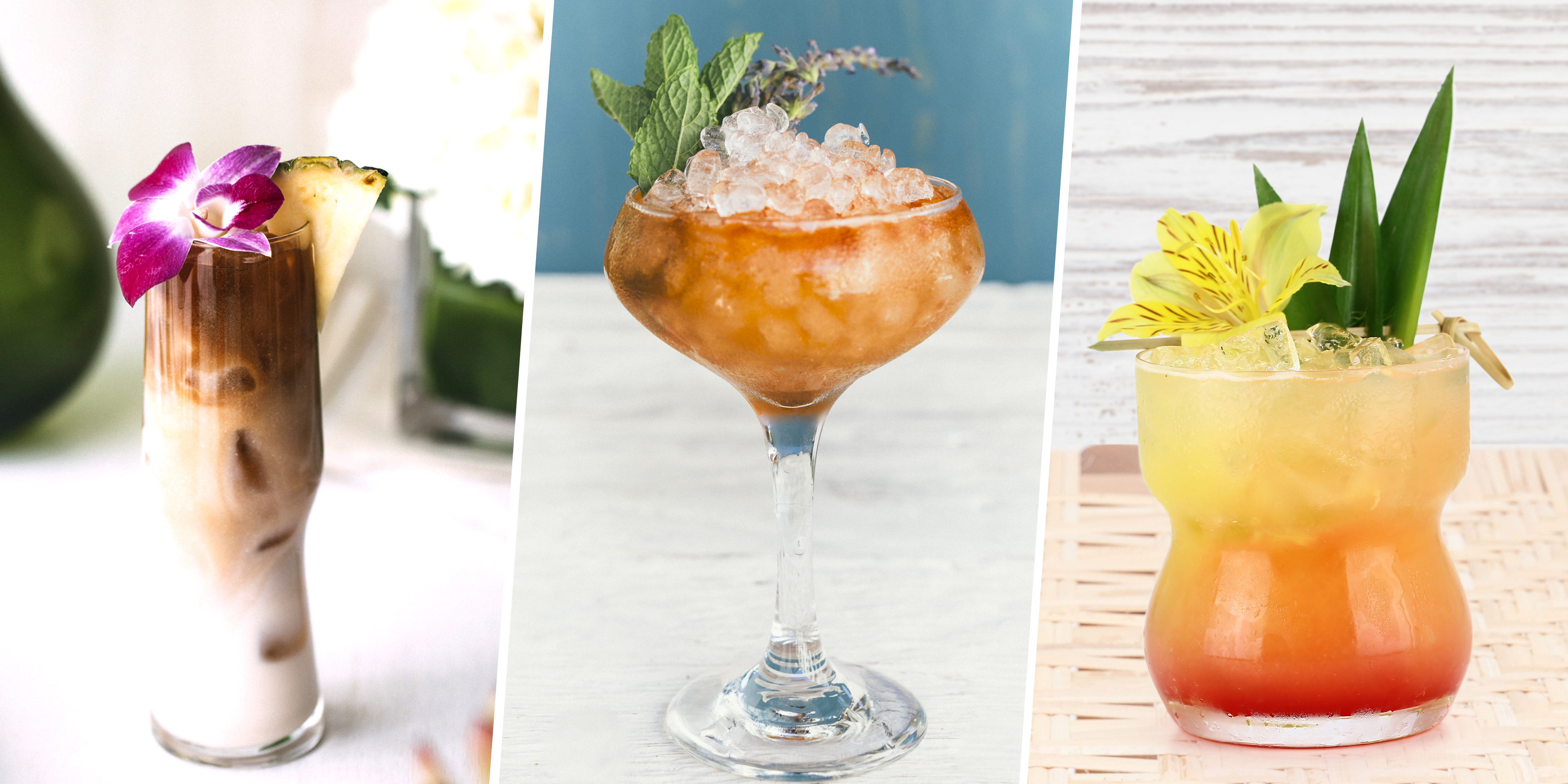 60 Easy Summer Cocktail Recipes Refreshing Summer Drink