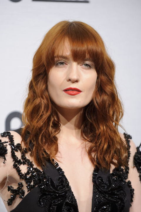 florence welch - Reddish Brown Hair Colors