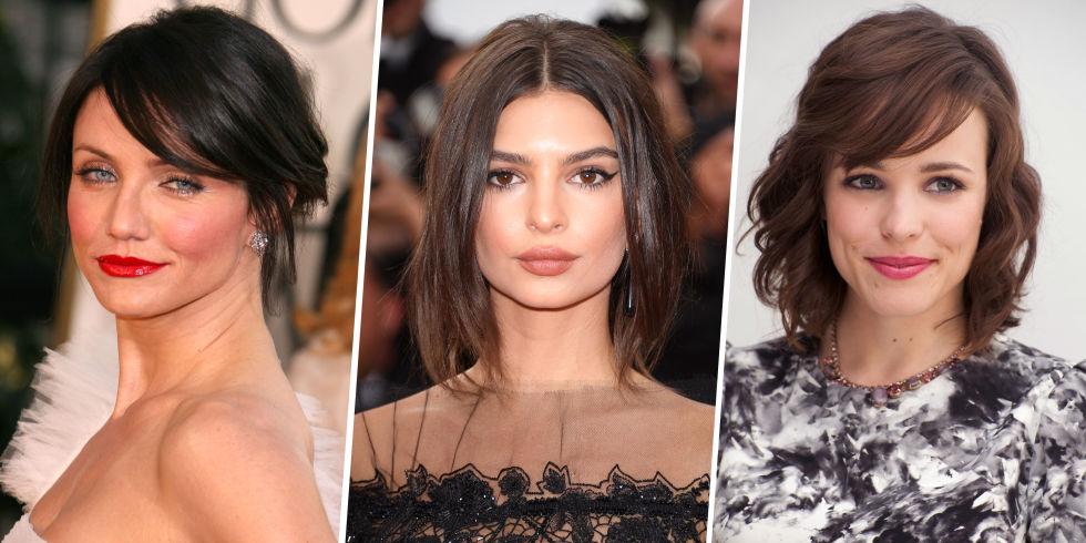 25 Dark Brown Hair Colors - Celebrities with Dark Hair