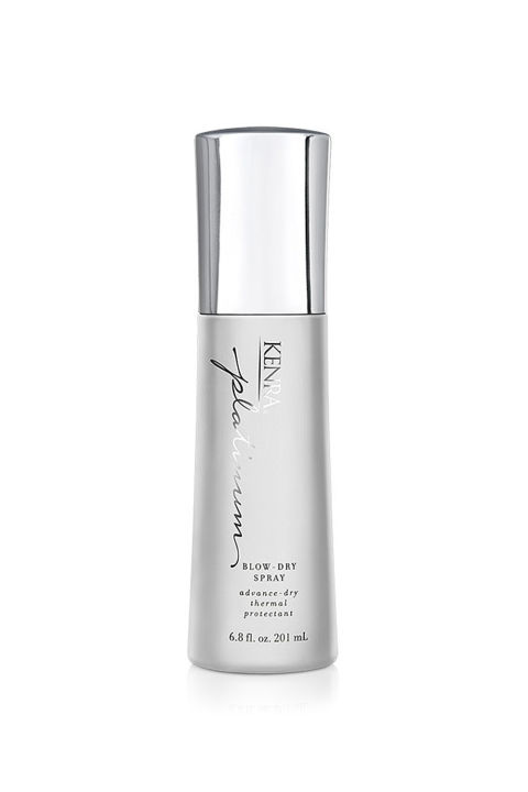 Fight the unfortunate effects of heated styling tools with this powerful, protective spray. $33;ulta.com.