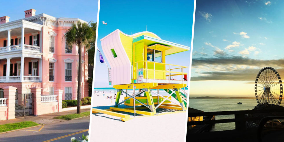 The 8 Most Instagrammable U.S. Cities to Visit This Summer