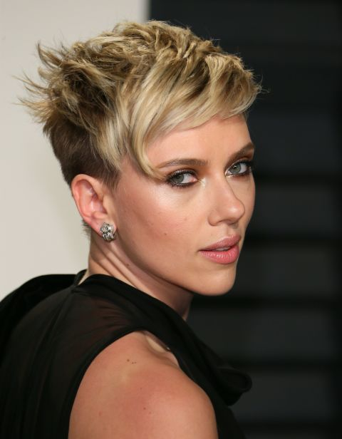 Short Hairstyle latest short hairstyles hairstyle the Scarlett Johansson
