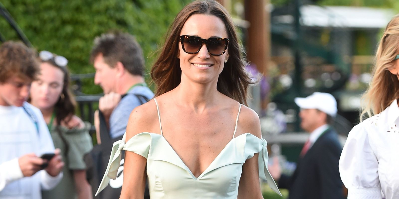 Pippa Middleton gossip, latest news, photos, and video.