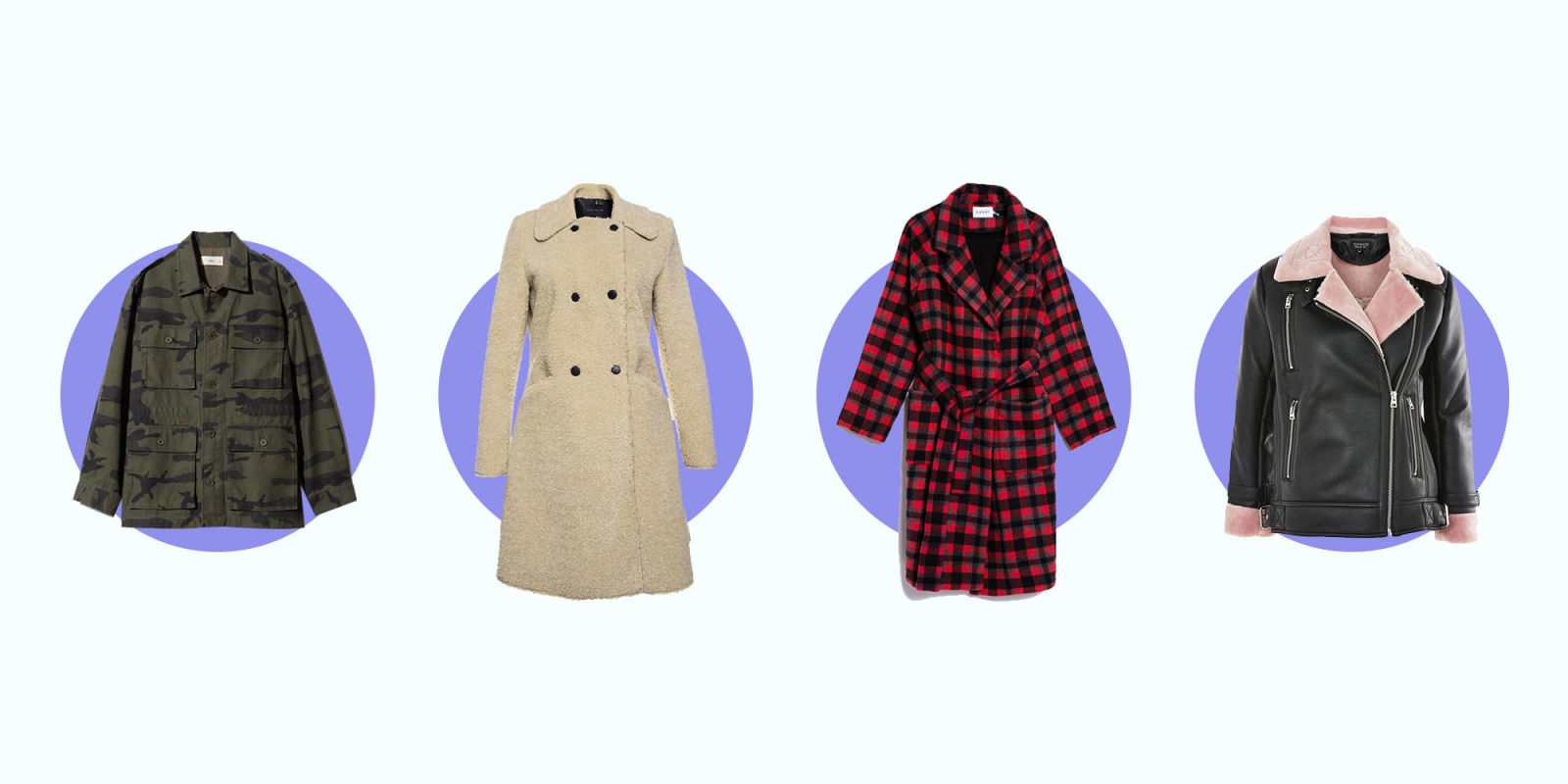 The Absolute *best* Coats For Fall, All Under $250