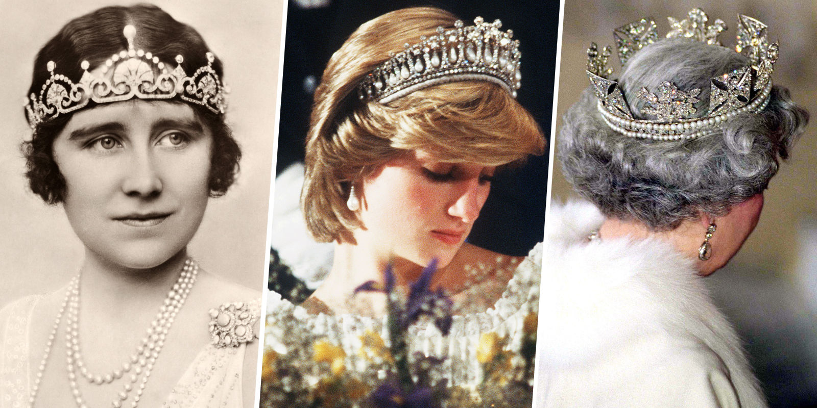 Princess Margaret Style >> The Royal Family's Tiaras - The Royal Family's Jewels